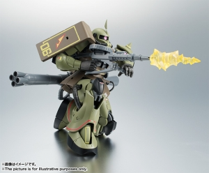 ROBOT魂 MS-06 量産型ザクver. A.N.I.M.E. ~リアルタイプカラー~04