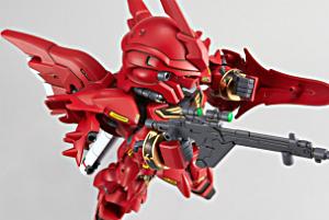 SDガンダム EX-スタンダード シナンジュrt