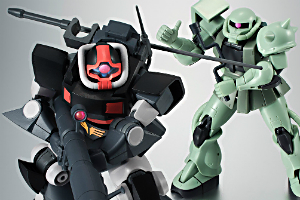 ROBOT魂 YMS-09 プロトタイプ・ドム ver. A.N.I.M.E.t