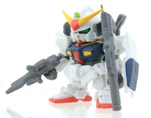 ガシャポン戦士 f03 ガンダムMk-Ⅱ 1