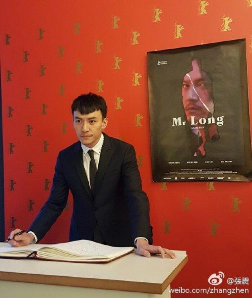 チャン・チェン@ベルリン映画祭