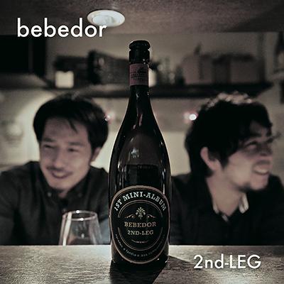 2nd-LEG「bebedor」