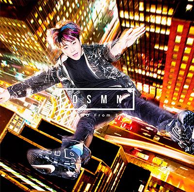 JUNHO (From 2PM)「DSMN」(初回生産限定盤A)(DVD付)