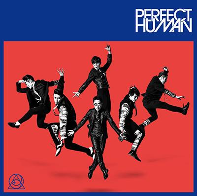 RADIO FISH「PERFECT HUMAN」(TYPE-A)(DVD付)