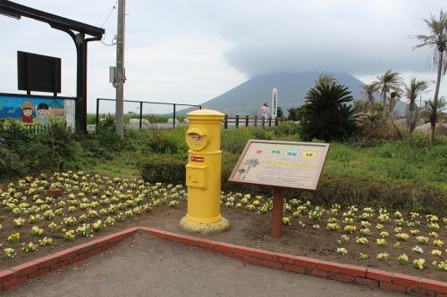 黄色いポスト久太郎2
