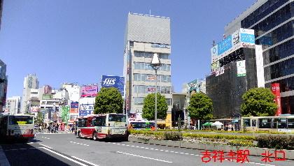 吉祥寺駅 北口2