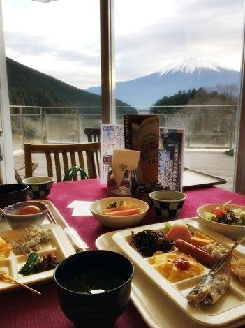 朝食タイム♪
