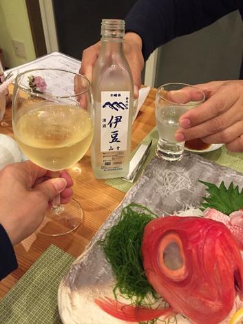 ワインとお酒