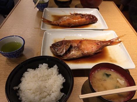 100円定食♪