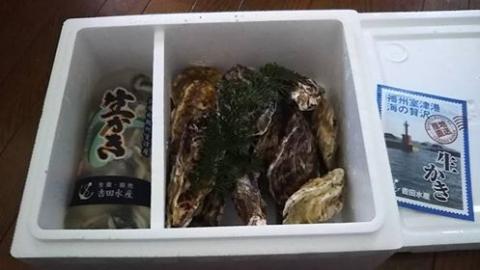 室津産牡蠣
