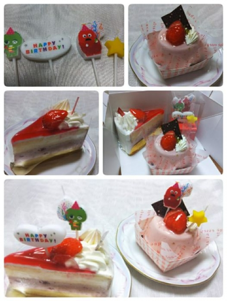 ケーキ平成29年4月7日