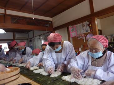 長巻き寿司5