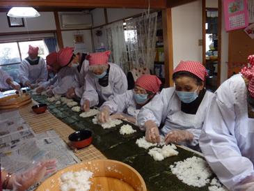 長巻き寿司6