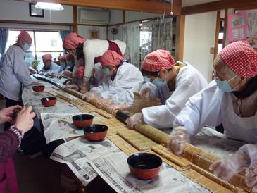長巻き寿司9991