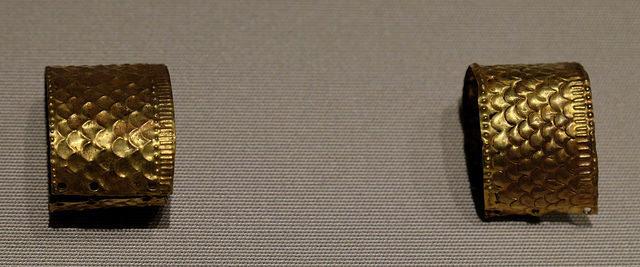 004金冠塚出土刀装具5C慶州小倉