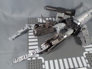 トランスフォーマー マスターピース MP-36 メガトロン ガンモード (25)