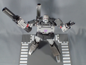 トランスフォーマー マスターピース MP-36 メガトロン ロボットモード (63)