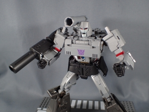 トランスフォーマー マスターピース MP-36 メガトロン ロボットモード (71)