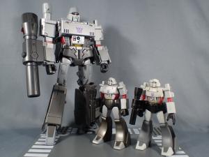 トランスフォーマー マスターピース MP-36 メガトロン 武装比較で遊ぼう (16)