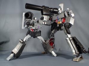 トランスフォーマー マスターピース MP-36 メガトロン 武装比較で遊ぼう (21)