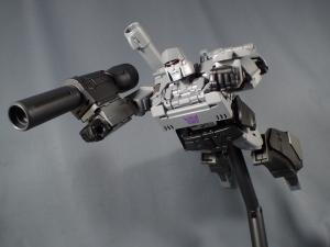 トランスフォーマー マスターピース MP-36 メガトロン 武装比較で遊ぼう (38)
