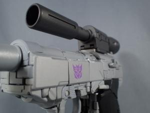 トランスフォーマー マスターピース MP-36 メガトロン 追加修正 (5)