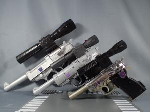 トランスフォーマー マスターピース MP-36 メガトロン 追加修正 (11)