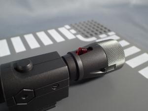 トランスフォーマー マスターピース MP-36 メガトロン 追加修正 (15)