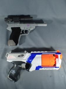 トランスフォーマー マスターピース MP-36 メガトロン 追加修正 (17)