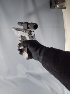トランスフォーマー マスターピース MP-36 メガトロン 追加修正 (19)