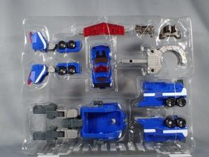 トミカ ハイパーレスキュー ドライブヘッド 01 ソニックインターセプターを比較 (2)