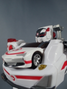 トミカ ハイパーレスキュー ドライブヘッド 03 ホワイトホープ (60)