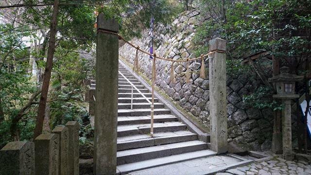 ようやく、最後の階段です ^^