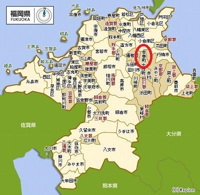 福岡地図 - コピー - コピー