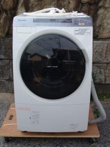 Panasonic ドラム 洗濯乾燥機 NA-VX3101L