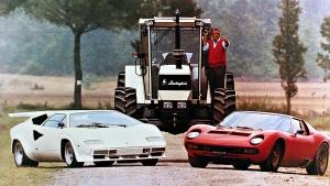 ランボギーニと名車