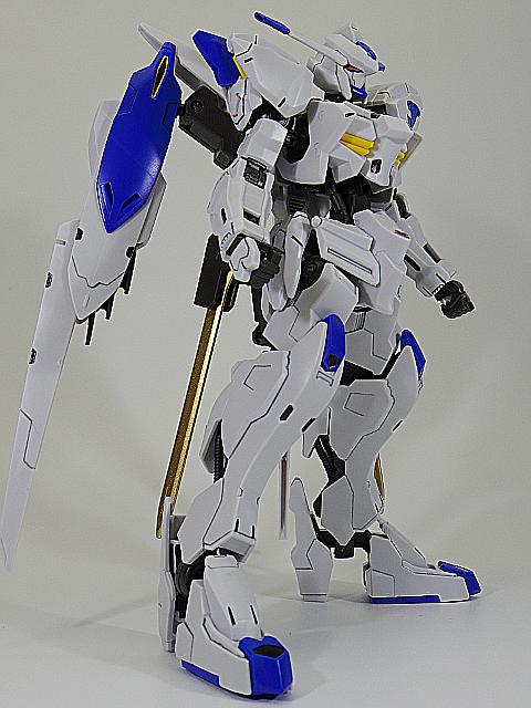HG ガンダムバエル6