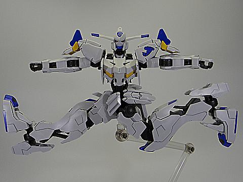 HG ガンダムバエル38