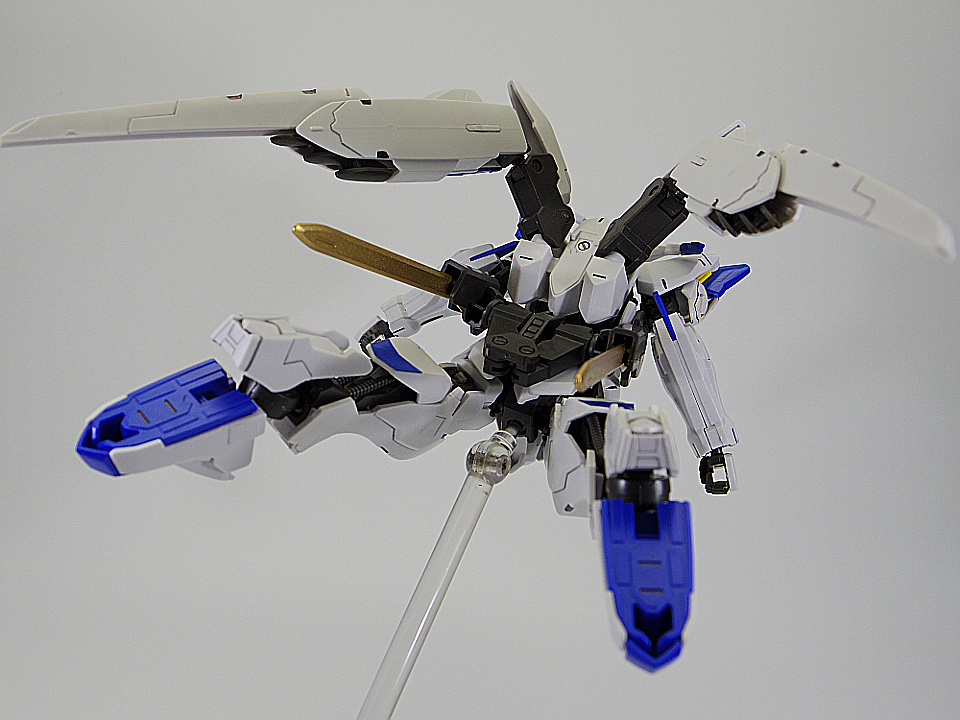 HG ガンダムバエル45