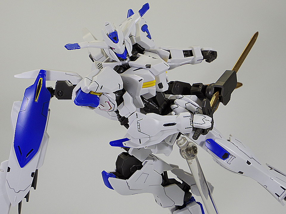 HG ガンダムバエル50