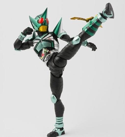 SHF(真骨彫製法) 仮面ライダーキックホッパー001l