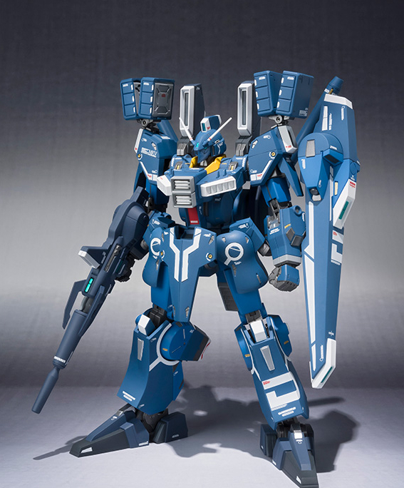 ROBOT魂(Ka signature) 〈SIDE MS〉 ガンダムMk-V マーキングプラス1000112712_1-440x4411111110