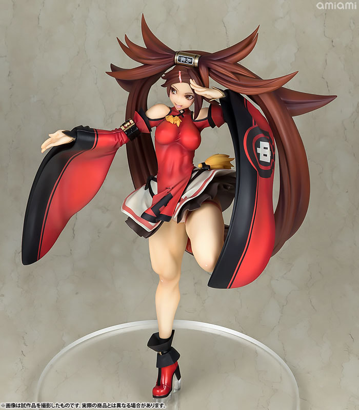 GUILTY GEAR Xrd -REVELATOR- 蔵土縁紗夢FIGURE-028858_03