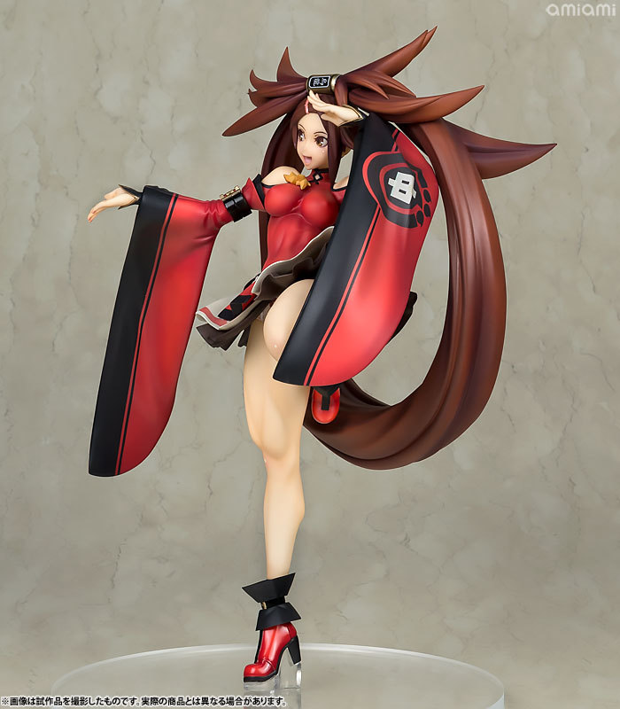 GUILTY GEAR Xrd -REVELATOR- 蔵土縁紗夢FIGURE-028858_04