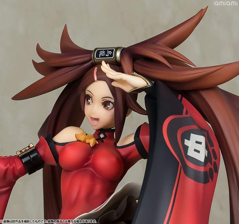 GUILTY GEAR Xrd -REVELATOR- 蔵土縁紗夢FIGURE-028858_15