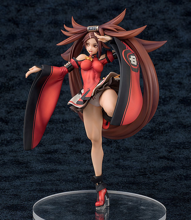 GUILTY GEAR Xrd -REVELATOR- 蔵土縁紗夢FIGURE-028858_18