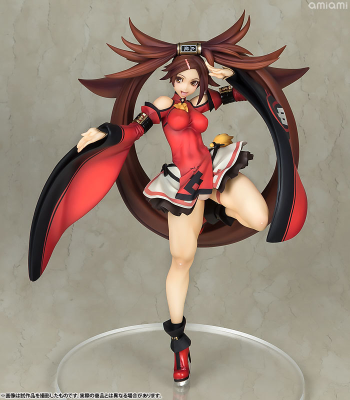 GUILTY GEAR Xrd -REVELATOR- 蔵土縁紗夢FIGURE-028858_02