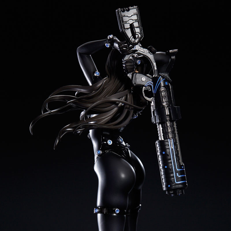 Hdge technical statue GANTZ:O レイカ XショットガンFIGURE-024474_04