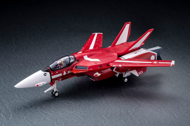 超時空要塞マクロス 160 完全変形VF-1J スーパーバルキリー ミリア・F・ジーナスFIGURE-029641_03