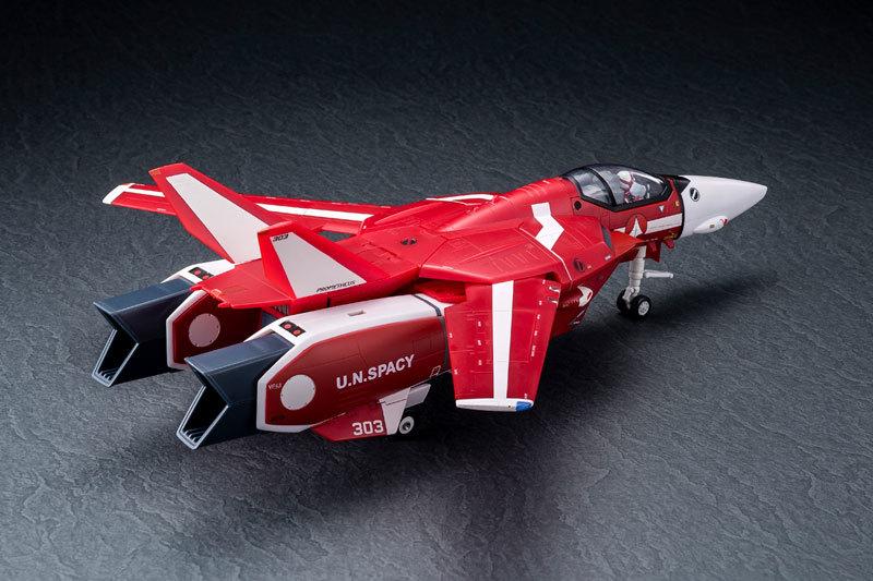 超時空要塞マクロス 160 完全変形VF-1J スーパーバルキリー ミリア・F・ジーナスFIGURE-029641_04